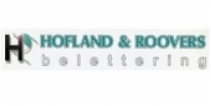 Hofland & Roovers Belettering